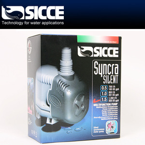 SICCE SYNCRA SILENT 1.5 (수중펌프)